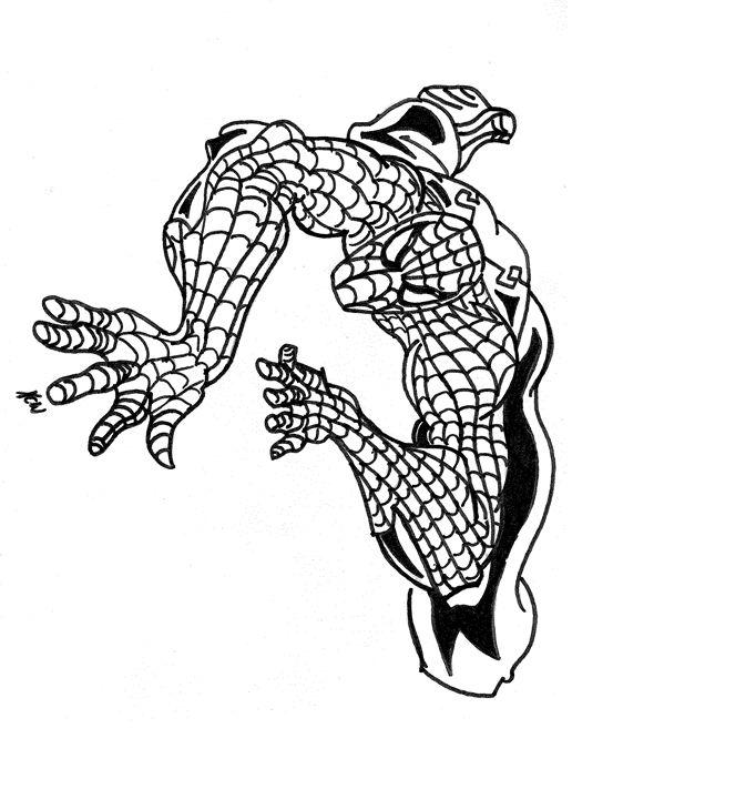 Spidey Crawl - KC Watts