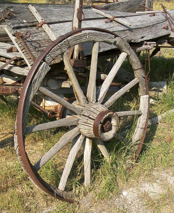 Wagon Wheel - Earl's place