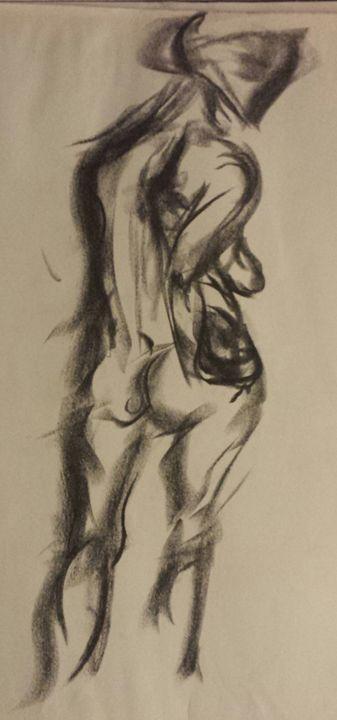 Lady In Black - Phoenix Gallery