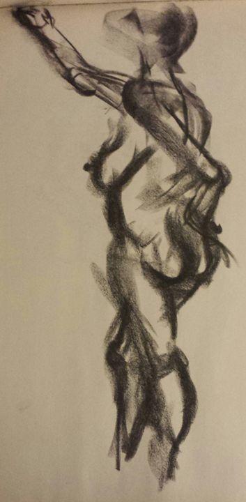 Lady In Black 7 - Phoenix Gallery