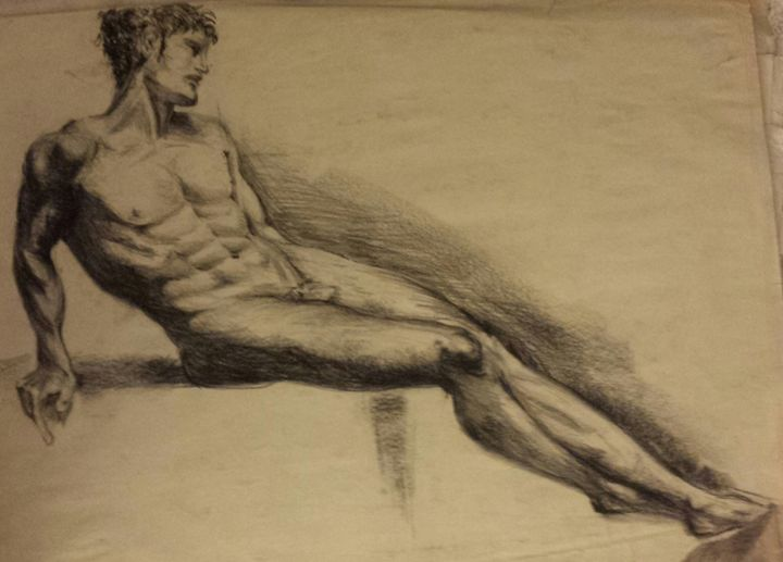 Michelangelo Recreation - Phoenix Gallery