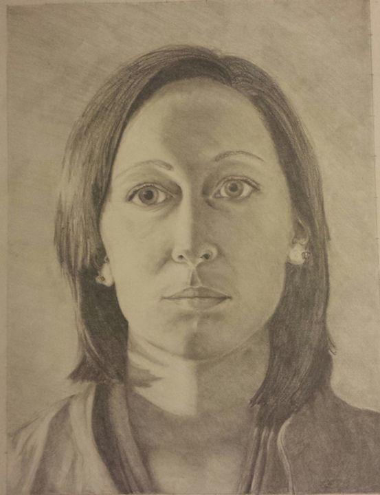 Self Portrait - Phoenix Gallery