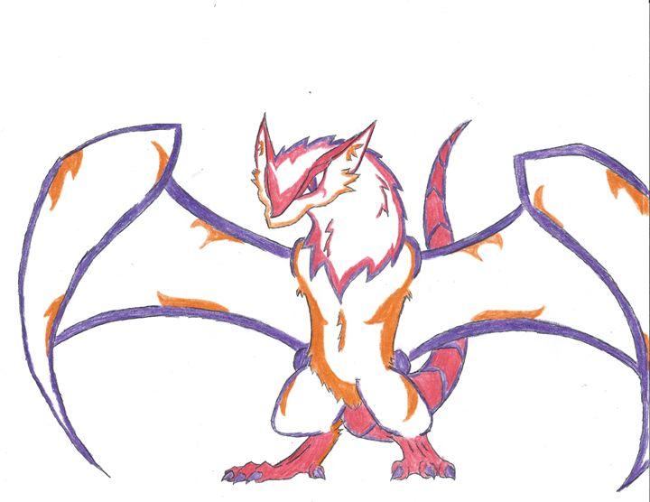 Lexirn the Dragon - Wift