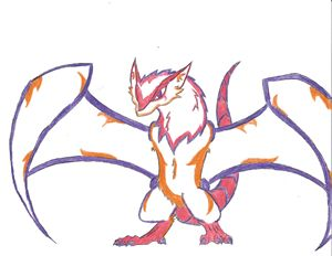Lexirn the Dragon - Wift