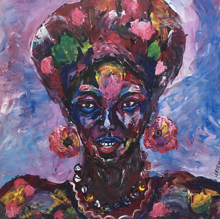 African Queen - Dukes Gallery