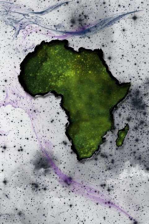 Universal Africa - ABSTRACTION