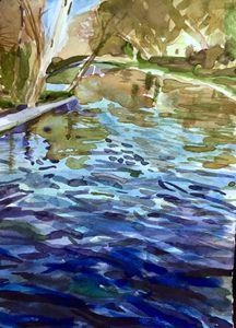 The Island, Comal River - Joanna Alexander