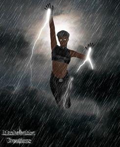 Storm AKA Ororo