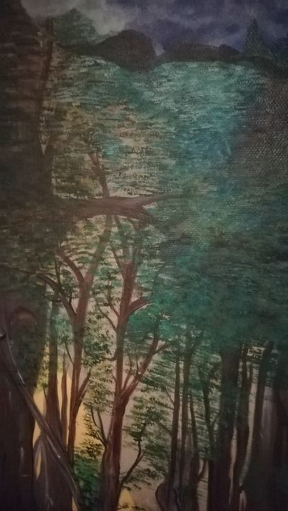Suite fresque mural - Mind Peint