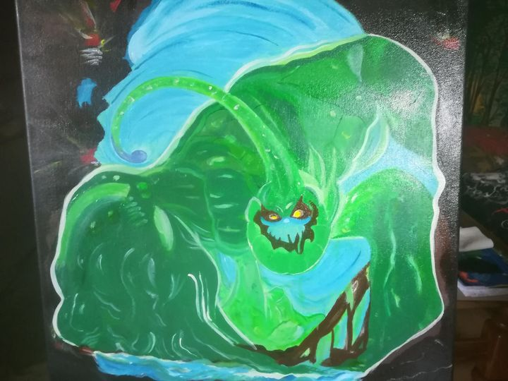 Zac peint - Mind Peint