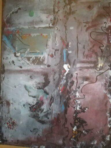turquoise - Mind Peint