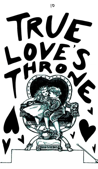 10 True Love's Throne (44 Deck) - FALINE