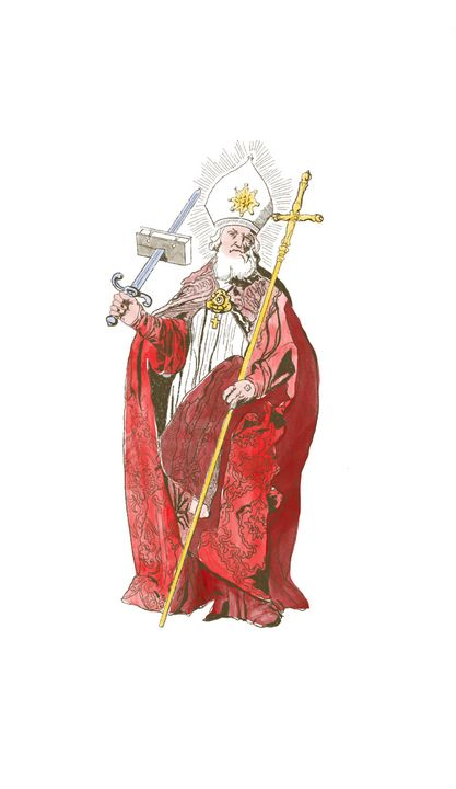 High Priest - FALINE