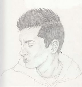 Tyler sketch cliqueart