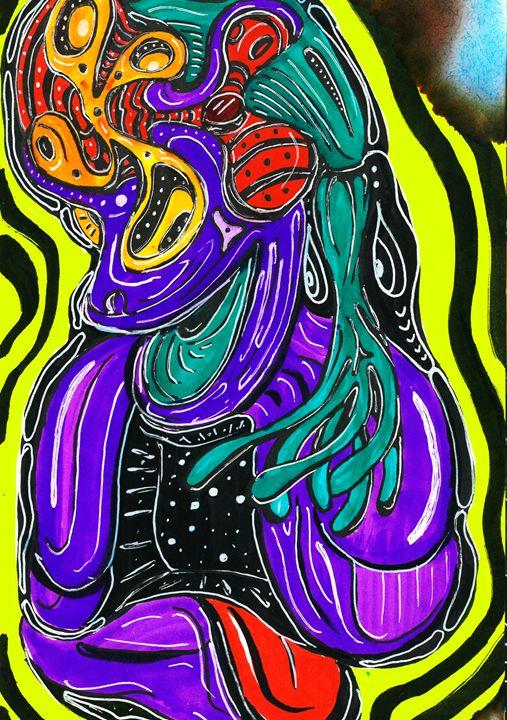 Orang Thang - Finite Art