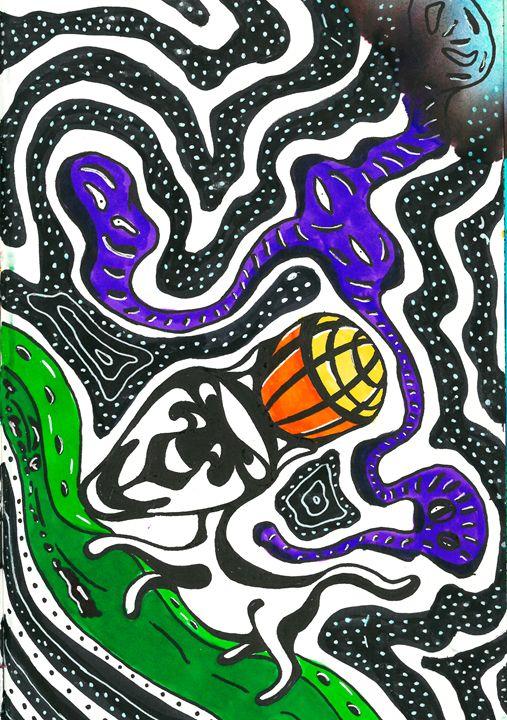 Take Care Pooch - Finite Art