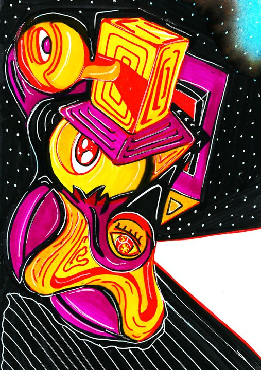 Spice Cubes - Finite Art