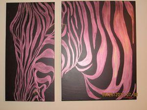 Zebra 01 - Charlie art