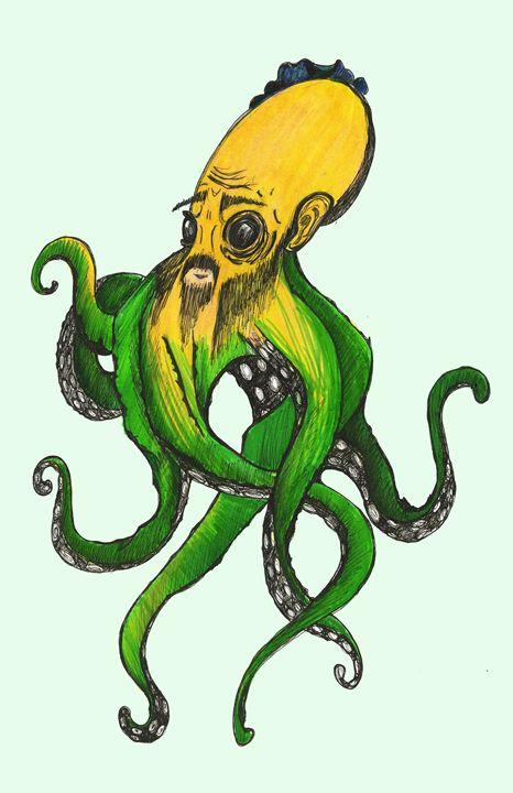 Confucius - Octopusiscool