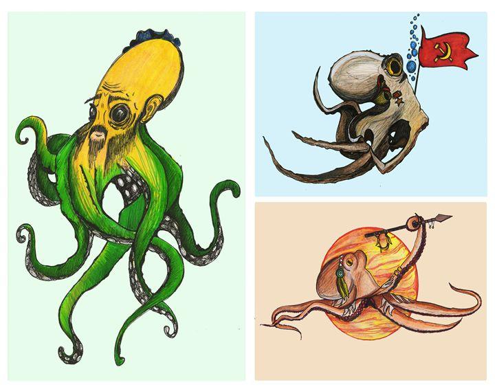Octopus Design - Octopusiscool