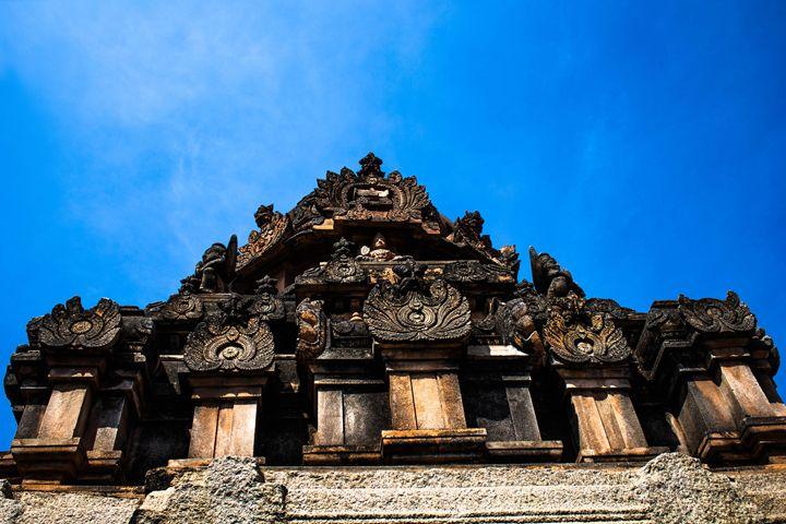 Temple Dome - Tarun Arya