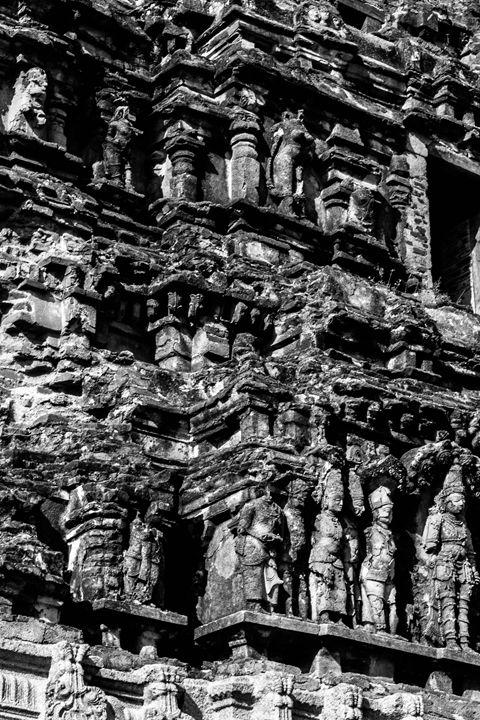 HAMPI TEMPLE - Tarun Arya