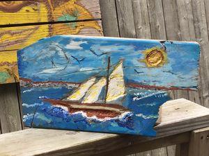 Summer Sail - UHaveAnEye4Art