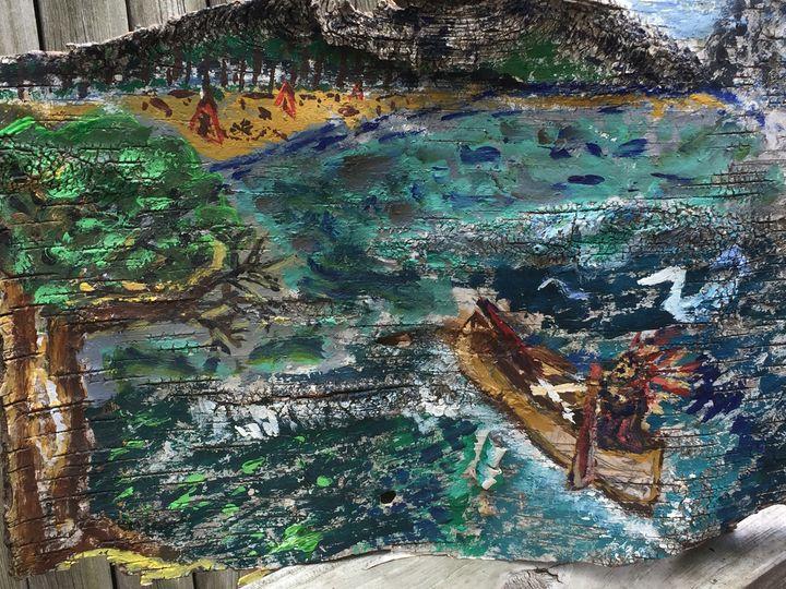 Returning To The Village - UHaveAnEye4Art