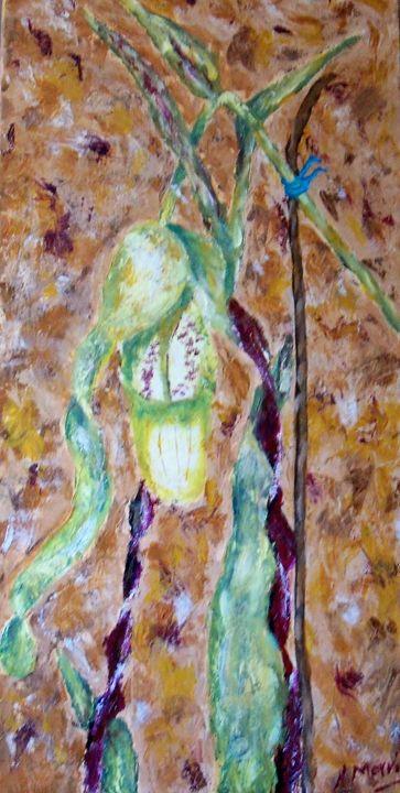 Orchid Love  2010 - Nancy Morris
