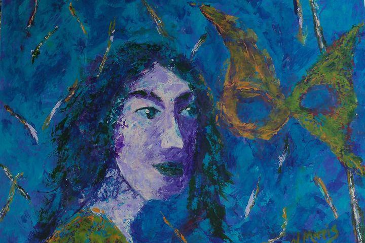 Masquerade - Nancy Morris