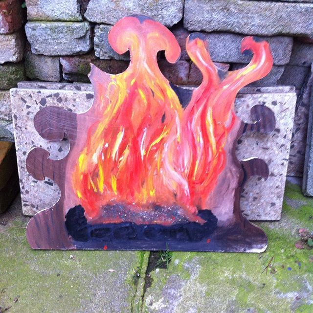 FIRE - My Artworks (15-16)