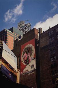 Mo Salah in NY