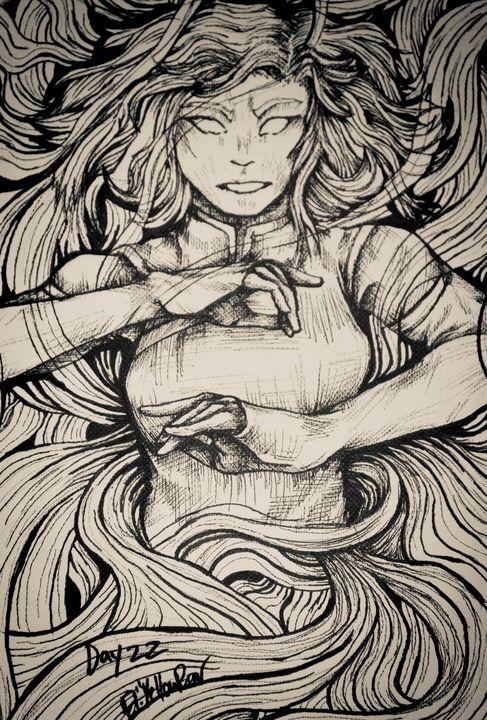 Ghost - EliYellowBear ArtFart