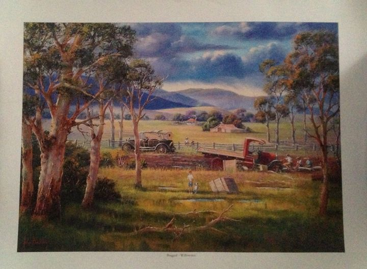 BOGGED WILLOWTREE - Artlover102