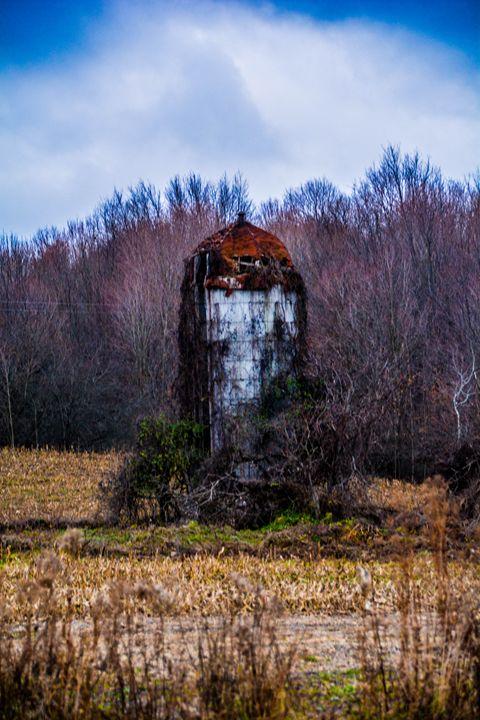forgotten silo - Mandi May photography