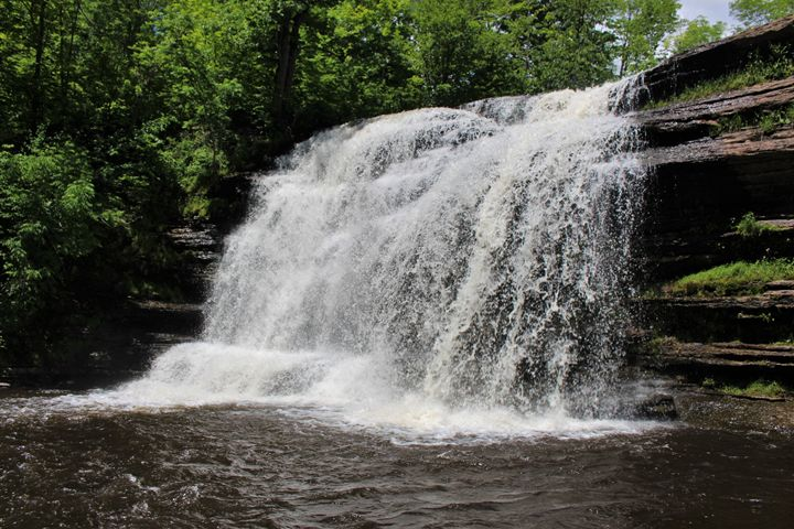 Rushing falls - Mandi May photography