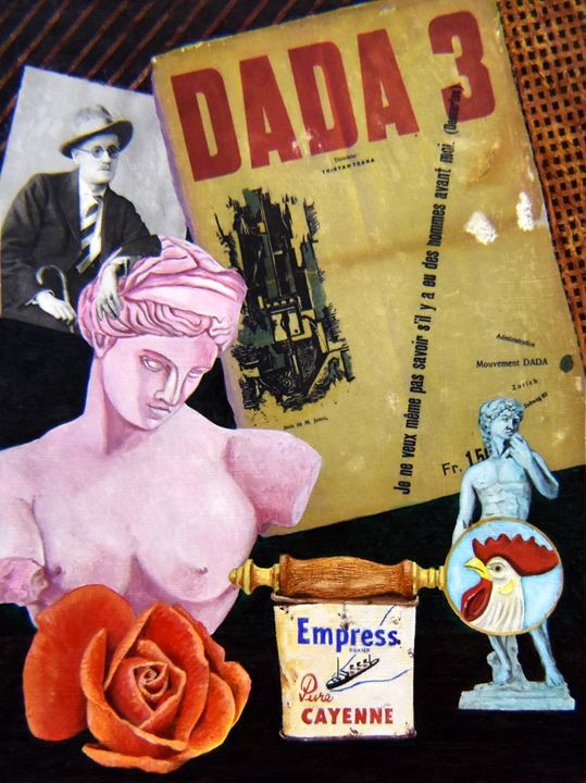 Pink Venus Blue David - Gary Bigelow