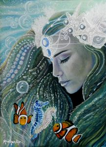 Serenity Mermaid