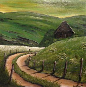 Spaziergang im Grünen