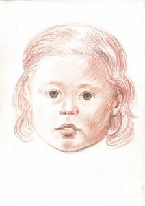portret of child