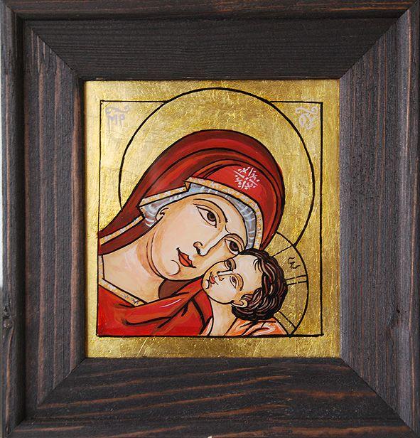 Madonna with Child - Ragusitu Daniel