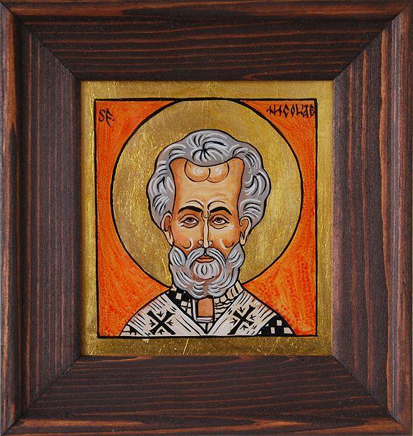 Saint Nicholas - Ragusitu Daniel