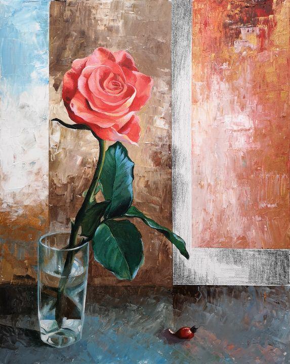 Rose - Artphlo