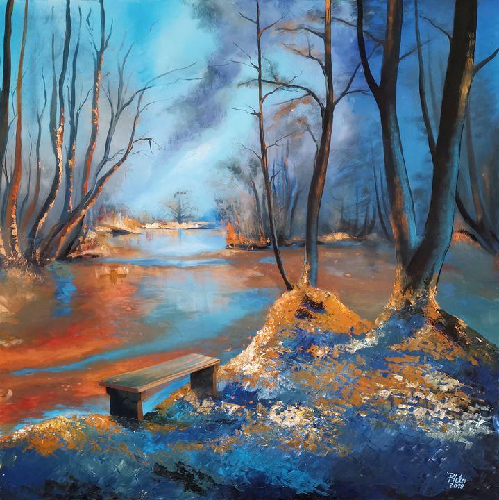 Complementary landscape - Artphlo