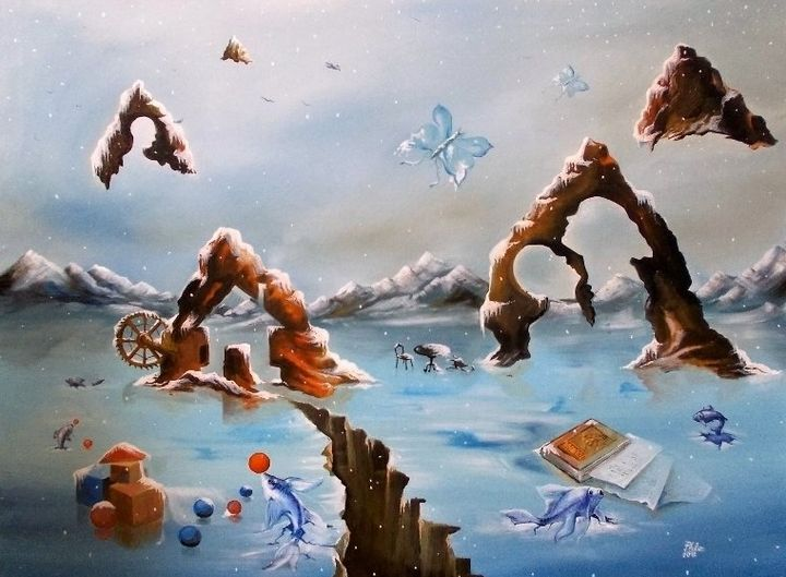 The lanscape of memories - Artphlo