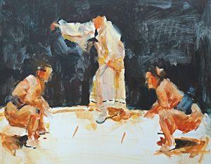 Tension - Omar Khan Art