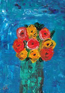 A Bountiful Bouquet