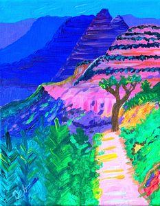 Grand Canyon Path