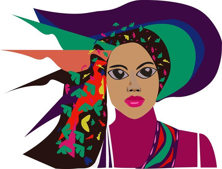 African Goddess - AK