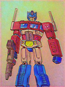 Optimus Prime X